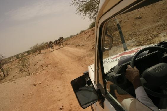 Eastern Chad, 2005.